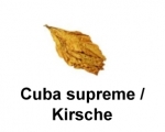 E-Liquid DIY Cuba Supreme / Kirsche, 10ml